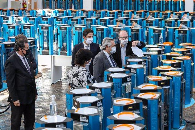 Argentina.- Argentina frena la expropiación de Vicentin y apuesta por la interve