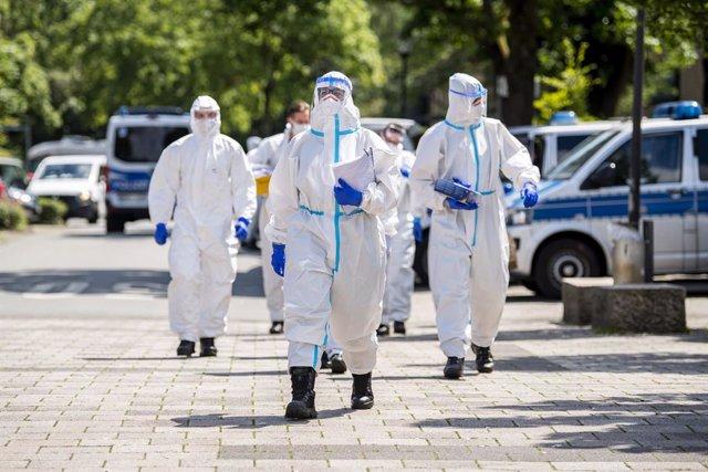 Coronavirus.- Alemania reduce el balance diario del coronavirus a 537 casos y tr