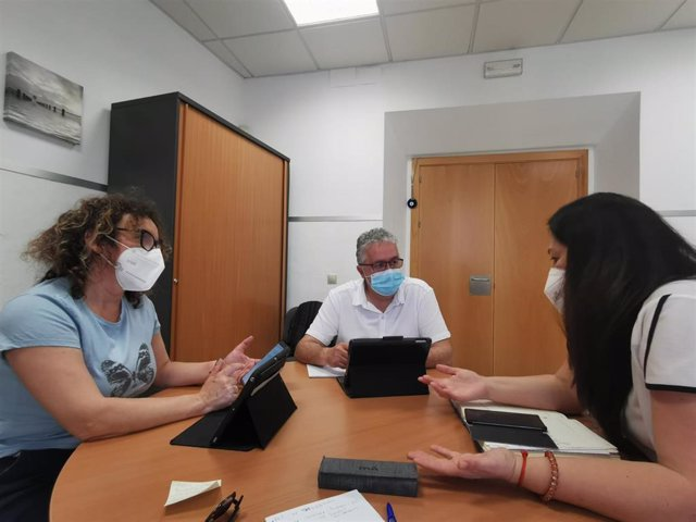 El alcalde de Bormujos analiza las ayudas aprobadas para afectados por la nueva crisis