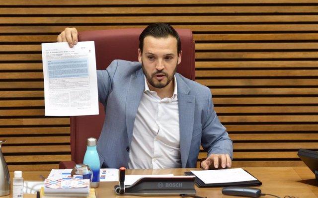 Roger Muñoz, miembro del Grupo de Investigación Psicología en Atención Primaria