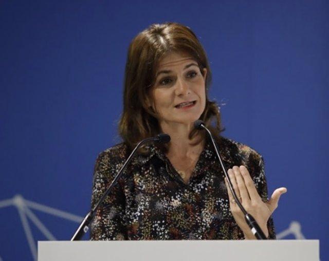 La directora general de Google España y Portugal, Fuencisla Clemares
