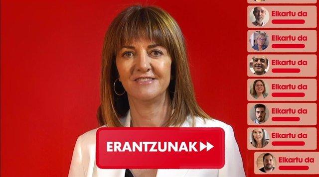 Imagen del spot de campaña del PSE para el 12J.