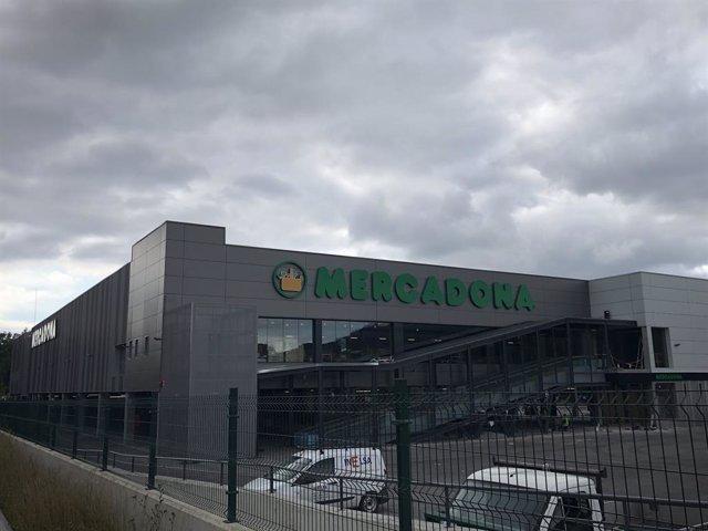 Mercadona invertirá 37,4 millones en Euskadi en la apertura de 4 tiendas y las o