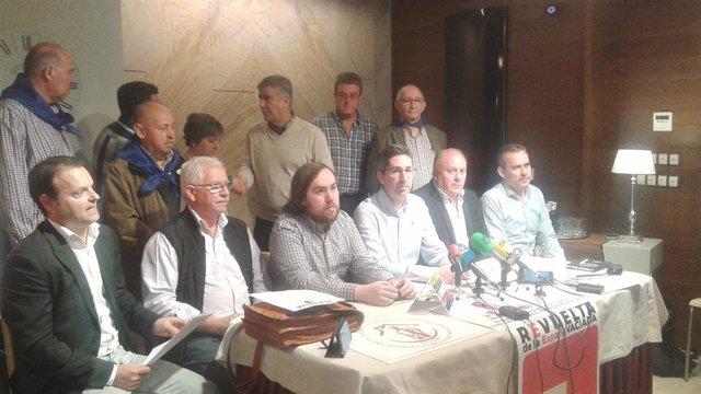 Plataformas ciudadanas anuncian la reunión de la 'España Vaciada'en Jaén
