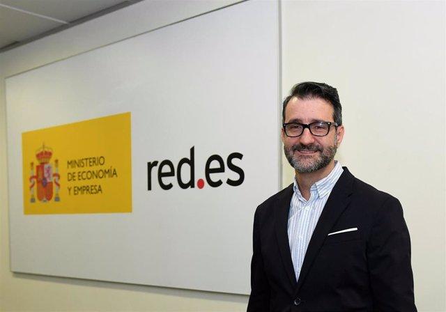 David Cierco Jiménez de Parga, director general de Red.es
