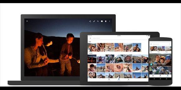 3. Google Fotos desactivará las copias de seguridad para 'apps' de mensajería para reducir el uso de datos por la Covid-19