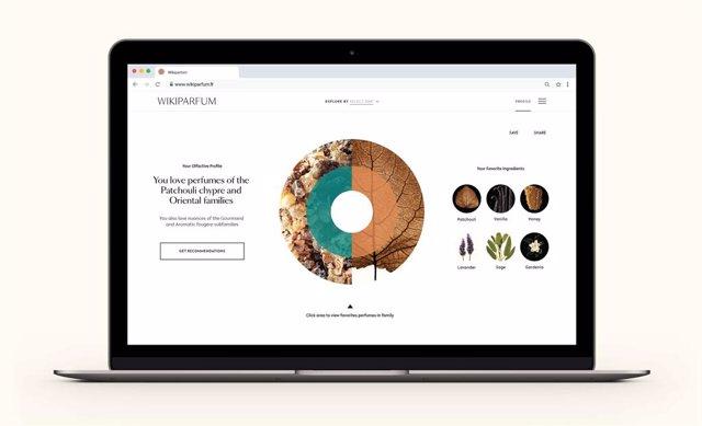 COMUNICADO: Nace WikiParfum, un buscador de perfumes basado en las preferencias