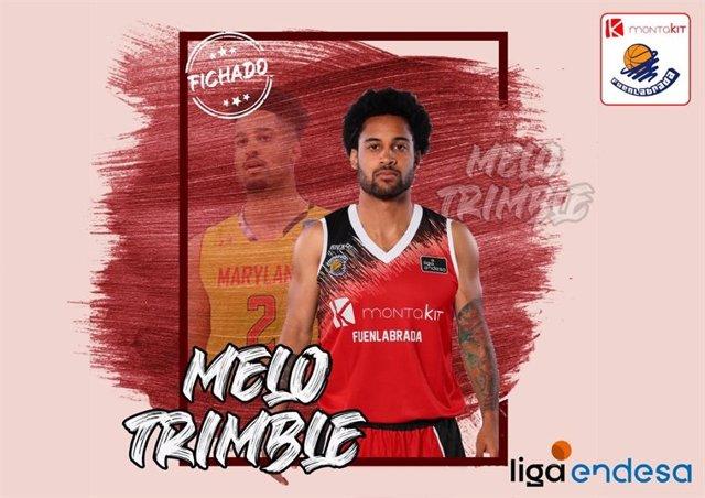 Melo Trimble llega a Fuenlabrada