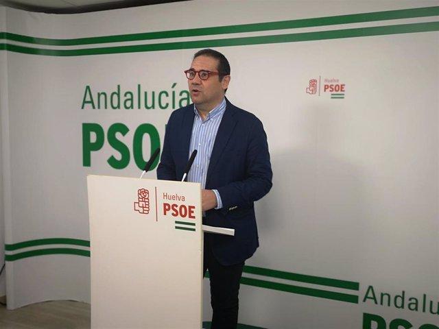 Audio Y Fotos Psoe Huelva. José Luis Ramos (Medidas Económicas Gobierno Repercusión Huelva). 22 06 20