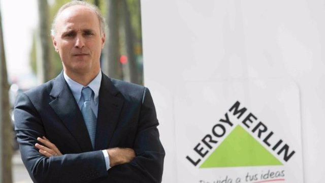 Ignacio Sánchez, director general de Leroy Merlin Brasil