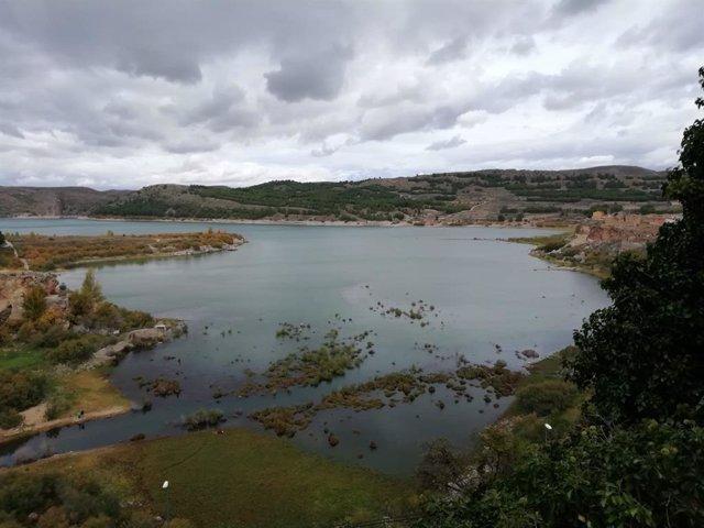 Los embalses de la Cuenca del Ebro se encuentran al 92 por ciento de su capacida