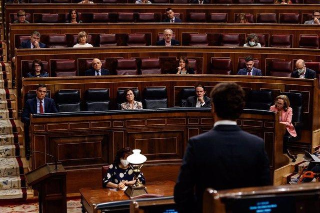 Última sesión de control al Gobierno en el Congreso antes del fin del estado de alarma