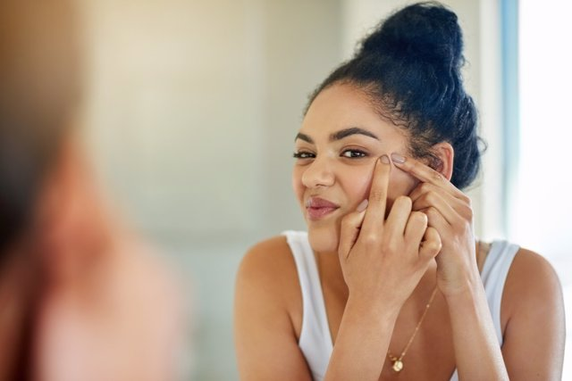One pimple can change your entire day