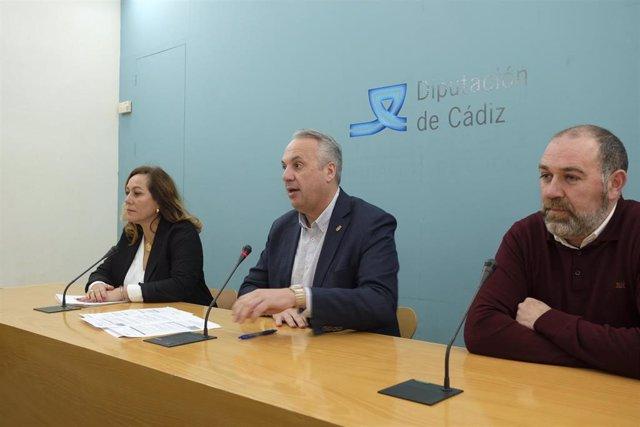 Ruiz Boix, responsable de Servicios Económicos de Diputación