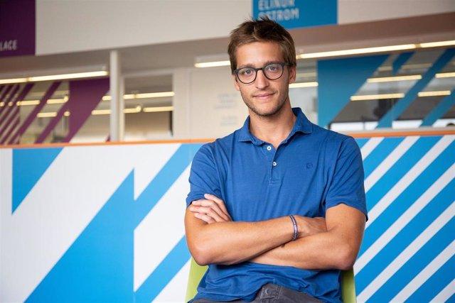 Oscar Pierre, fundador i CEO de Glovo, en una imagen de archivo