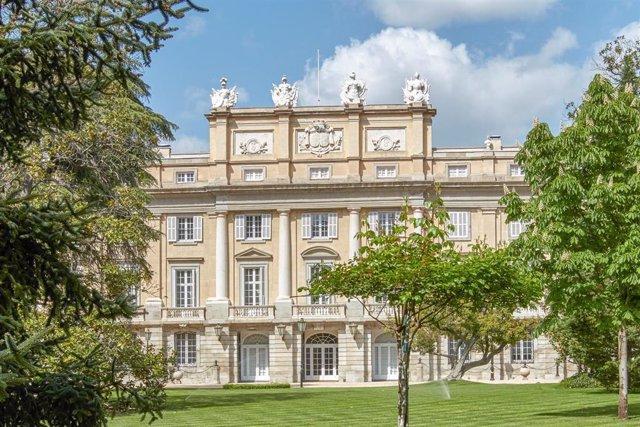 Palacio de Liria en Madrid