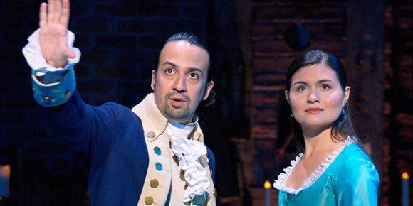 2. Tráiler de Hamilton: Toda la magia del musical de Broadway, en Disney+