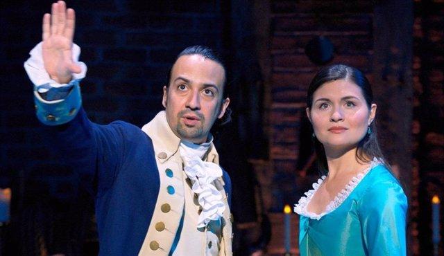 Tráiler de Hamilton, la película del musical que se estrenará en Disney+