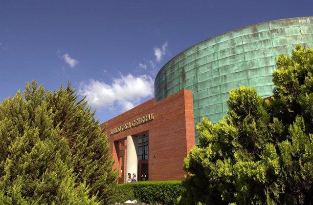 Biblioteca general de la UMA