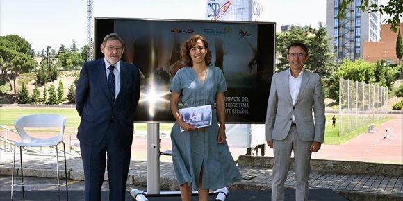 4. El deporte español perderá 4.600 millones y un tercio del empleo en 2020 por la COVID-19