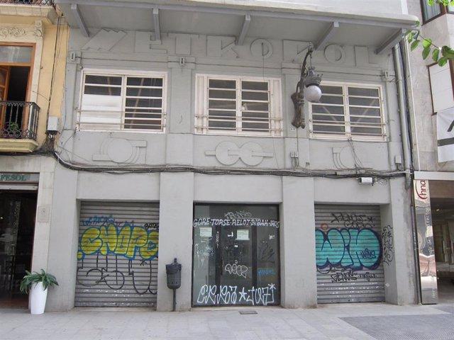 Edificio del Metropol