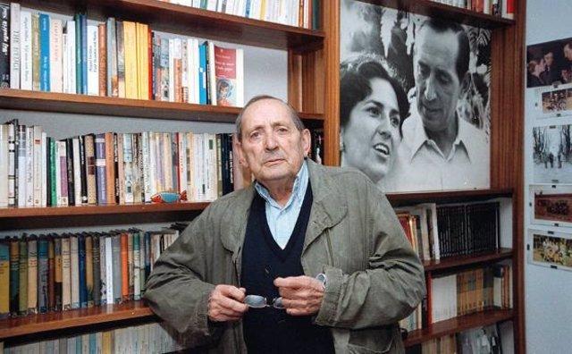 Miguel Delibes, uno de los protagonistas del último número de 'Turia'