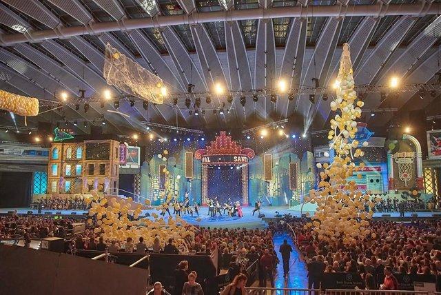 Gala de Elección del Carnaval de Santa Cruz de Tenerife