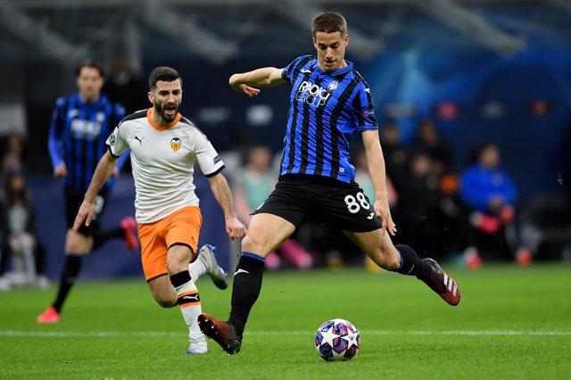 Fútbol.- El Atalanta efectúa su opción de compra sobre Mario Pasalic