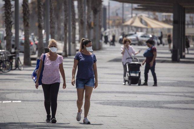 Coronavirus.- Israel aprueba incrementar la cuantía de las multas por no usar ma