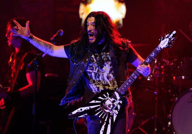 Cultura.- Robb Flynn: Los metaleros tienen que escuchar música en streaming para que el heavy metal sobreviva