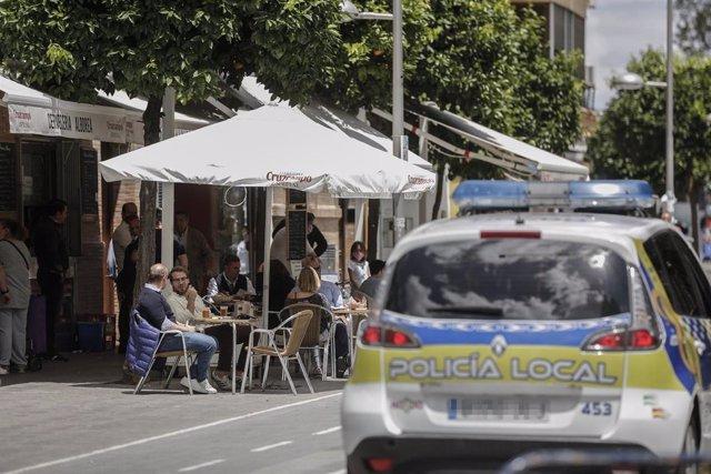 Vigilancia de la policía local