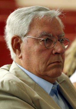 Jordi Montull en el juicio del caso Palau