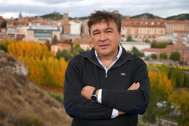 El diputado  en el Congreso de Teruel Existe, Tomás Guitarte