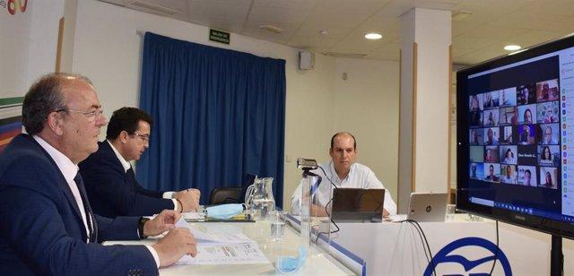 [Grupoextremadura] Nota De Prensa Pp Extremadura