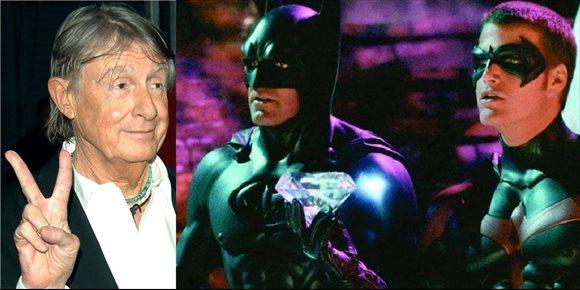2. Muere Joel Schumacher, director de Batman y Robin, a los 80 años