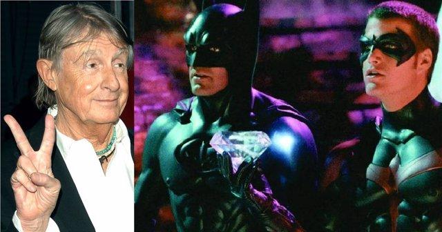 Joel Schumacher, el director que perpetró Batman & Robin, y luego pidió perdón