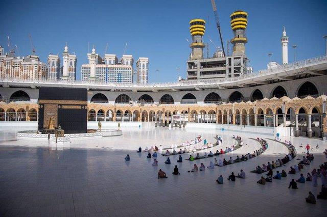 Coronavirus.- La peregrinación a La Meca será este año solo para saudíes y en nú