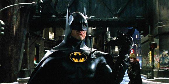 1. Michael Keaton negocia su regreso como Batman en la película de The Flash