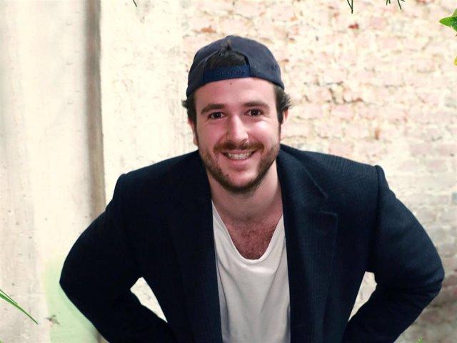 Alex Lequio, en una imagen en la que nos demostró que su sonrisa era su mejor arma para luchar contra el cáncer
