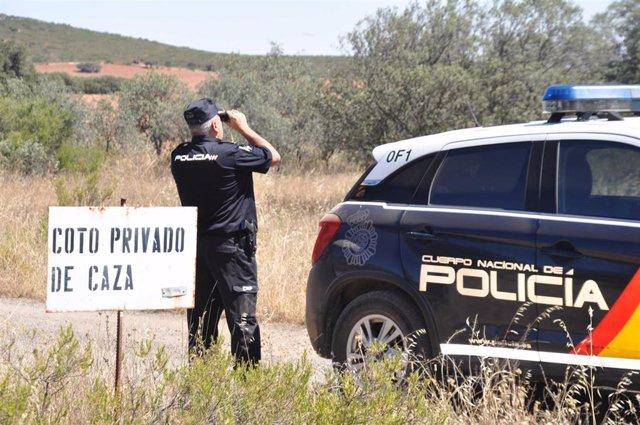 Operación 'Corzo' de la Policía Nacional en Valdepeñas.