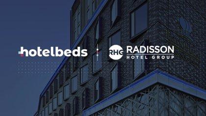 Hotelbeds firma un acuerdo de distribución preferente con Radisson Hotel Group
