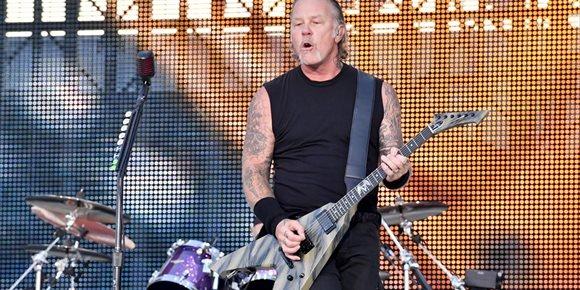 9. Metallica comparte íntegro su concierto de 2008 en Getafe (Madrid)