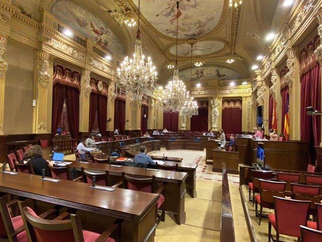 Comisión de Asuntos Sociales del Parlament balear