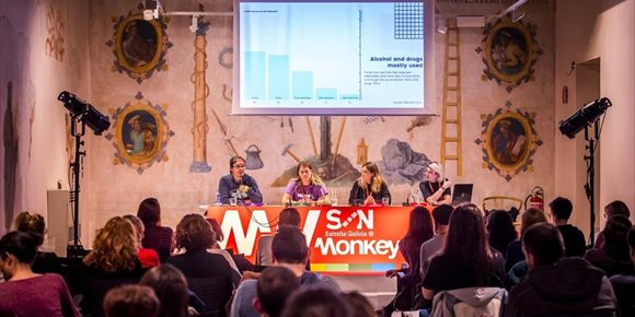 4. Monkey Week SON Estrella Galicia y Extenda colaboran para hacer seminarios web para el sector musical
