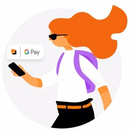 Orange Bank y Google Pay