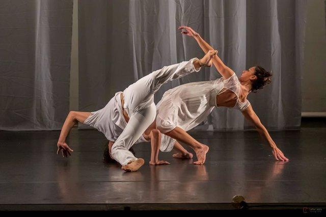Danza con 'La psicología del color'