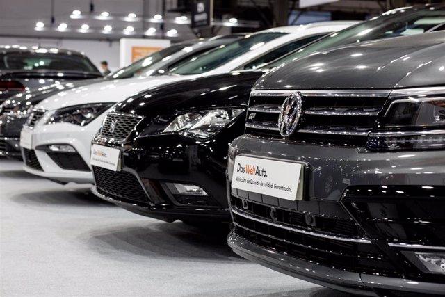 Vehículos de la firma de vehículos de ocasión de Volkswagen, Das WeltAuto.