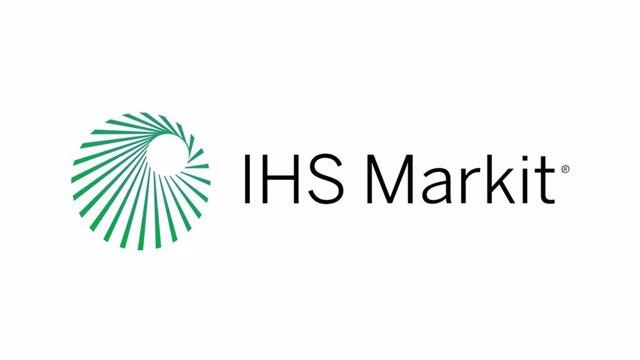Logo de IHS Markit.