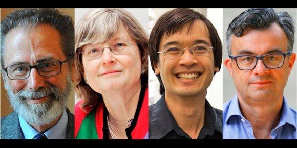 1. Los matemáticos Meyer, Daubechies, Tao y Candés, Premio Princesa de Asturias de Investigación Científica y Técnica