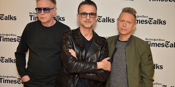 8. Depeche Mode estrena este jueves en YouTube 'Live Spirits Berlín'